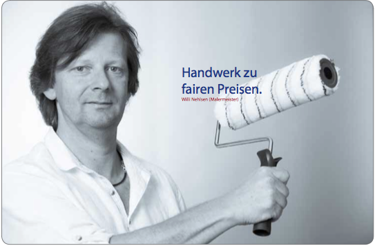 Malermeister Willi Nehlsen